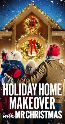 Mr. Christmas - Öltöztesd ünneplőbe az otthonod 1. évad (2020) online sorozat