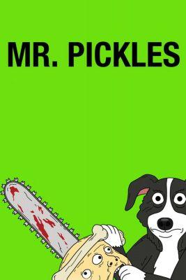 Mr. Pickles 2. évad (2014) online sorozat