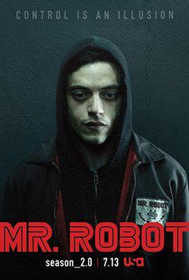 Mr. Robot 2. évad (2016) online sorozat