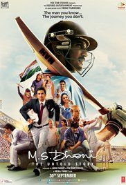 M.S. Dhoni: The Untold Story (2016) online film