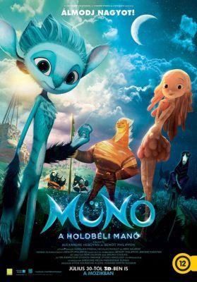 Münó, a holdbéli manó (2015) online film