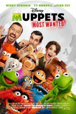 Muppet-krimi: Körözés alatt (2014) online film