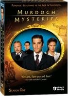 Murdoch nyomozó rejtélyei 1. évad (2008) online sorozat