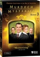 Murdoch nyomozó rejtélyei 3. évad (2010) online sorozat