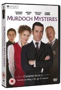 Murdoch nyomozó rejtélyei 4. évad (2008) online sorozat