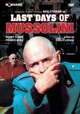 Mussolini végnapjai (1974) online film