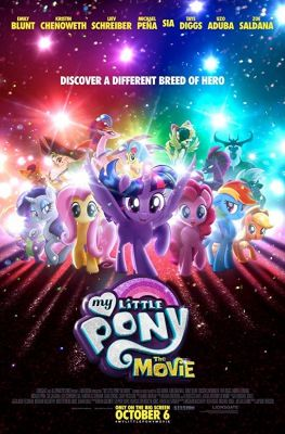 My Little Pony - A film (2017) online film