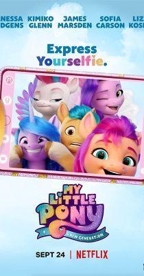My Little Pony: Az új nemzedék (2021) online film