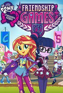 My Little Pony: Equestria Girls - Barátságpróba (2015) online film
