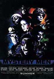 Mystery Men - Különleges hősök (1999) online film