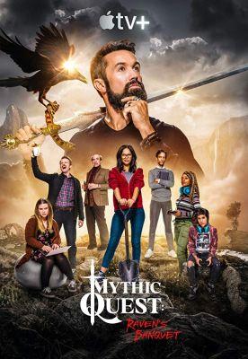 Mythic Quest: Raven's Banquet 1. évad (2020) online sorozat