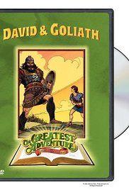 Nagy kalandozások - Történetek a Bibliából: Dávid és Góliát (1986) online film