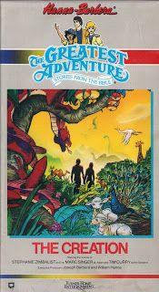 Nagy kalandozások - Történetek a Bibliából: Teremtés (1988) online film