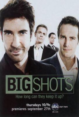 Nagyágyúk 1. évad (2007) online sorozat