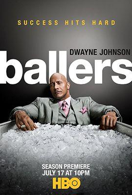 Nagypályások (Ballers): 2. évad (2016) online sorozat