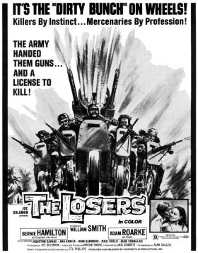 Nam's Angels aka The Losers (1970) online film
