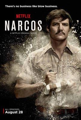 Narcos: 1. évad (2015) online sorozat