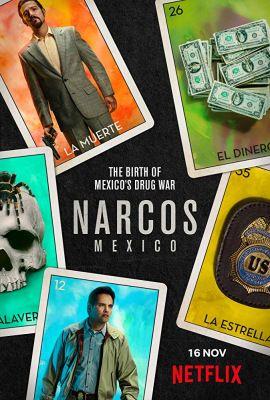Narcos: Mexico 1. évad (2018) online sorozat