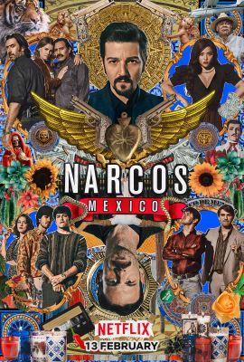 Narcos: Mexico 2. évad (2020) online sorozat
