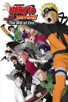 Naruto Shippuuden Movie 3 - A Tűz Akaratának Örökösei (2009) online film
