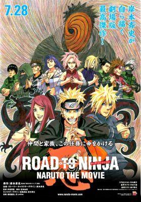 Naruto Shippuuden Movie 6 - A ninja útja (2012) online film