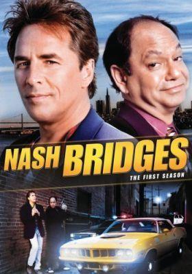 Nash Bridges - Trükkös hekus 1. évad (1996) online sorozat
