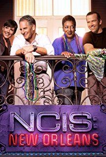NCIS: New Orleans 1. évad (2014) online sorozat