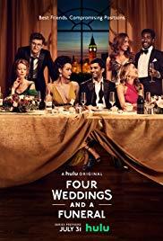 Négy esküvő és egy temetés 1. évad (2019) online sorozat