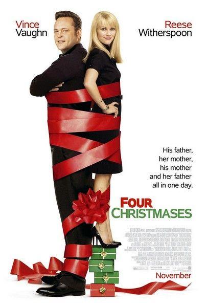 Négy karácsony (2008) online film