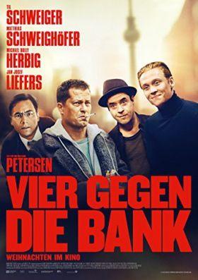 Négyen a bank ellen (2016) online film