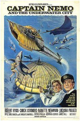Némó kapitány és a víz alatti város (1969) online film