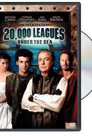 Nemo kapitány és a víz alatti város (1997) online film