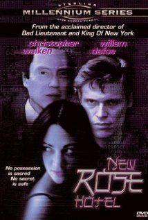 New Rose Hotel (1998) online film