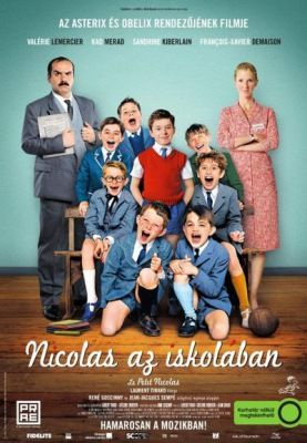 Nicolas az iskol�ban (2009) online film