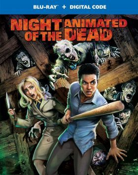 Night of the Animated Dead (2021) online film