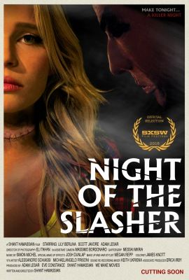 Night of the Slasher (2015) online film