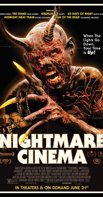 Nightmare Cinema (2018) online film