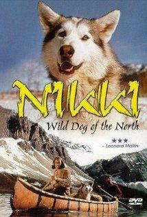 Nikki, észak vad kutyája (1958) online film