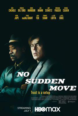 Nincs hirtelen mozdulat - No Sudden Move (2021) online film