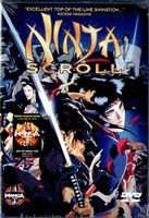 Ninja Scroll (1993) online film