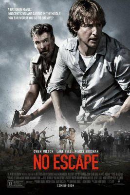 Kiút nélkül (No escape) (2015) online film