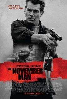November Man (2014) online film