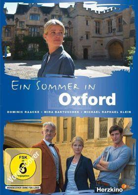 Nyár Oxfordban (2018) online film