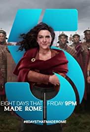 Nyolc nap, ami Rómát Rómává tette 1. évad (2017) online sorozat