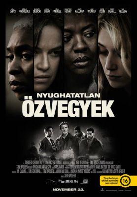 Nyughatatlan özvegyek (2018) online film