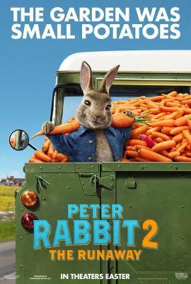 Nyúl Péter 2. - Nyúlcipő (2021) online film