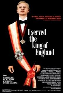 Őfelsége pincére voltam (2006) online film