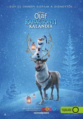 Olaf karácsonyi kalandja (2017) online film