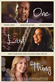 One Last Thing (2018) online film