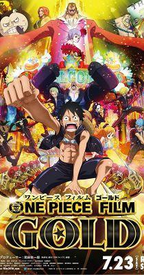 One Piece Film Gold (2016) online film